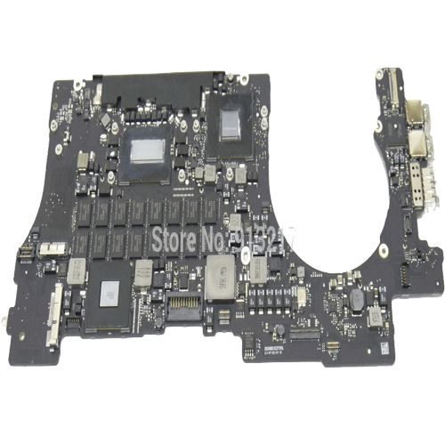 exchange logic board macbook