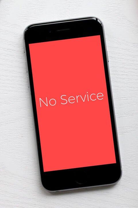 Servis Iphone No Service Tidak Ada Jaringan Beserta Daftar Harga