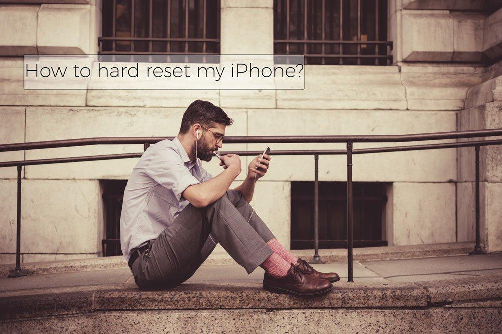 cara memperbaiki iphone yang hang