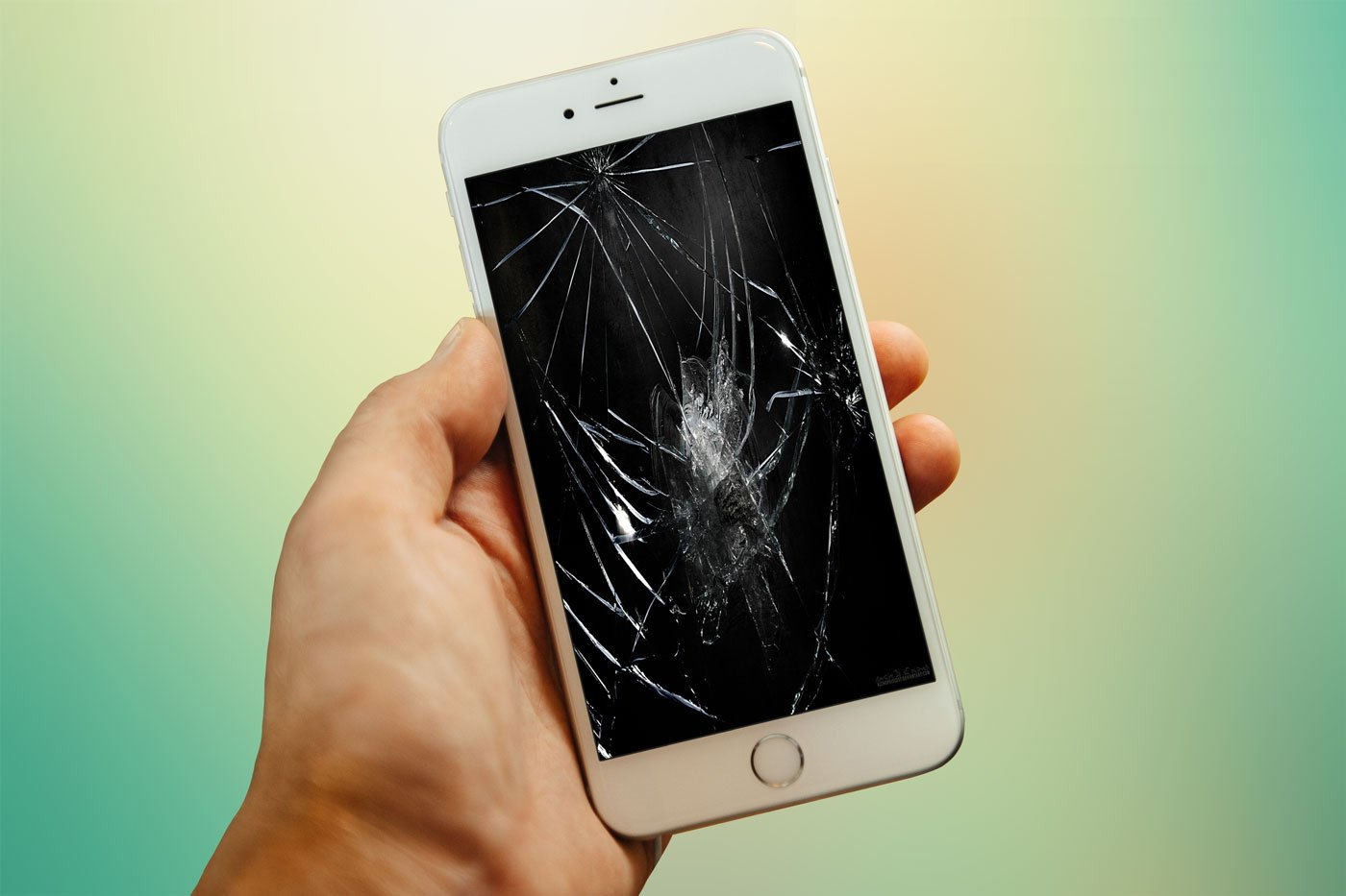 servis ganti kaca iphone