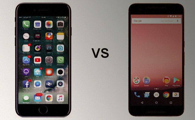 mengapa android lemot dibandingkan iphone