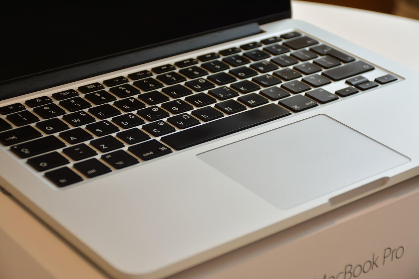 servis ganti trackpad macbook pro
