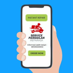 servis iphone panggilan instant repair jakarta