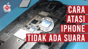 penyebab ic audio iphone 7 error