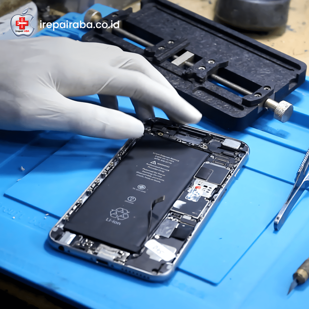 Servis Iphone Ipad Dan Macbook Bergaransi Irepair Aba