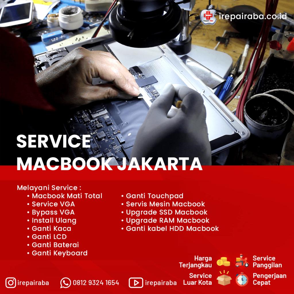 service macbook jakarta pusat murah cepat profesional